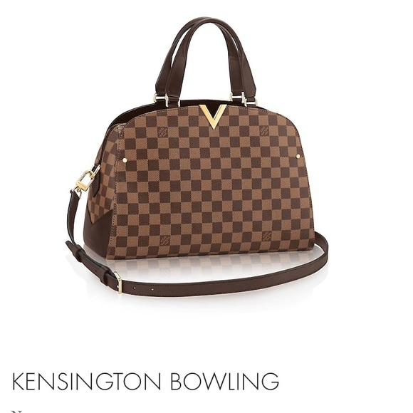 3a0dd29408ec Louis Vuitton Handbags - ♢️New-Louis Vuitton Kensington Blowing